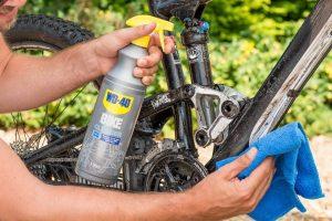 כיצד לנקות אופניים במהירות