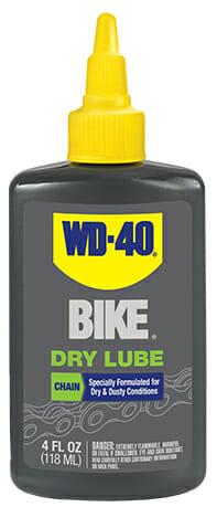 תיקון שרשרת אופניים מאת WD40