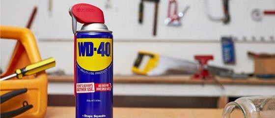 משימת DIY פשוטות לבית מאת WD40