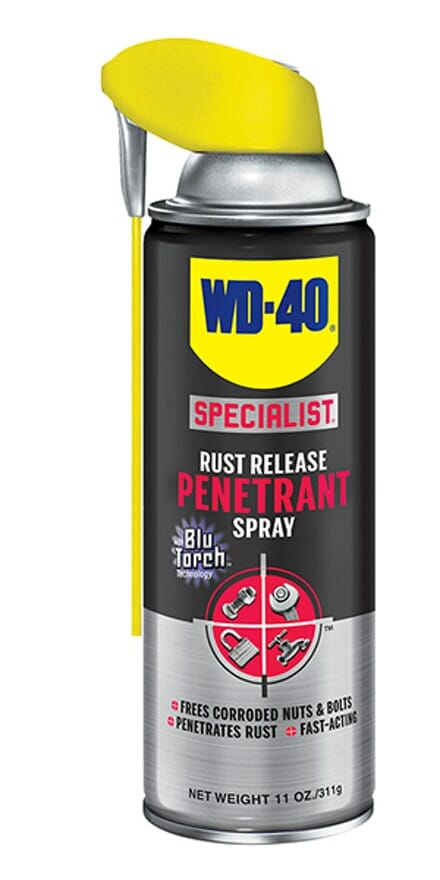 חומרי סיכה חודרניים WD40